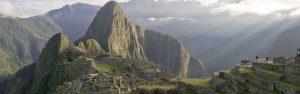 Peru; Machu Picchu,