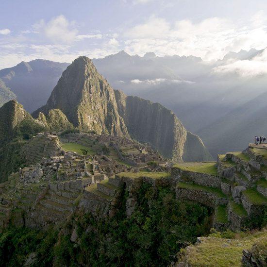 Peru; Machu Picchu