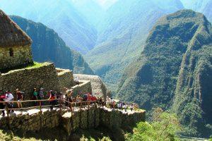 Machu Picchu Exit