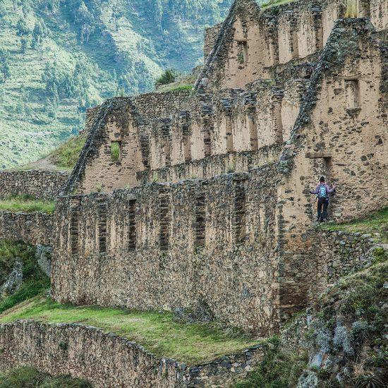 Ollantaytambo, Cuzco