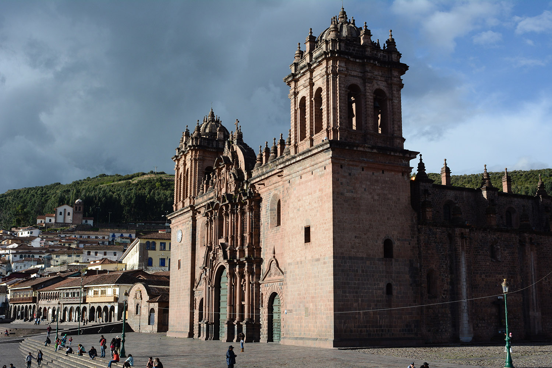 Church in Cuzco City