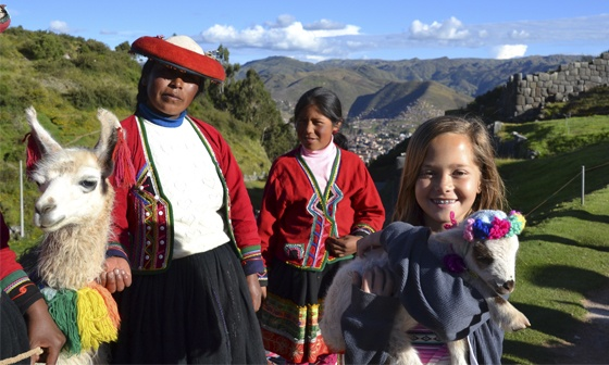 Peru Family Vacation