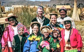 Peru Family Vacation