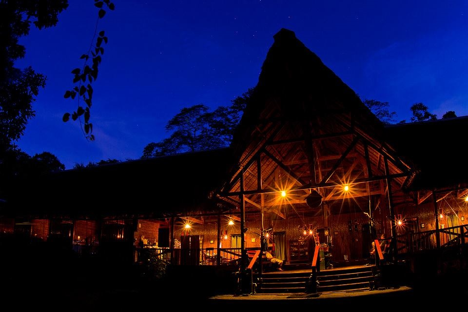 Lodge & Activities