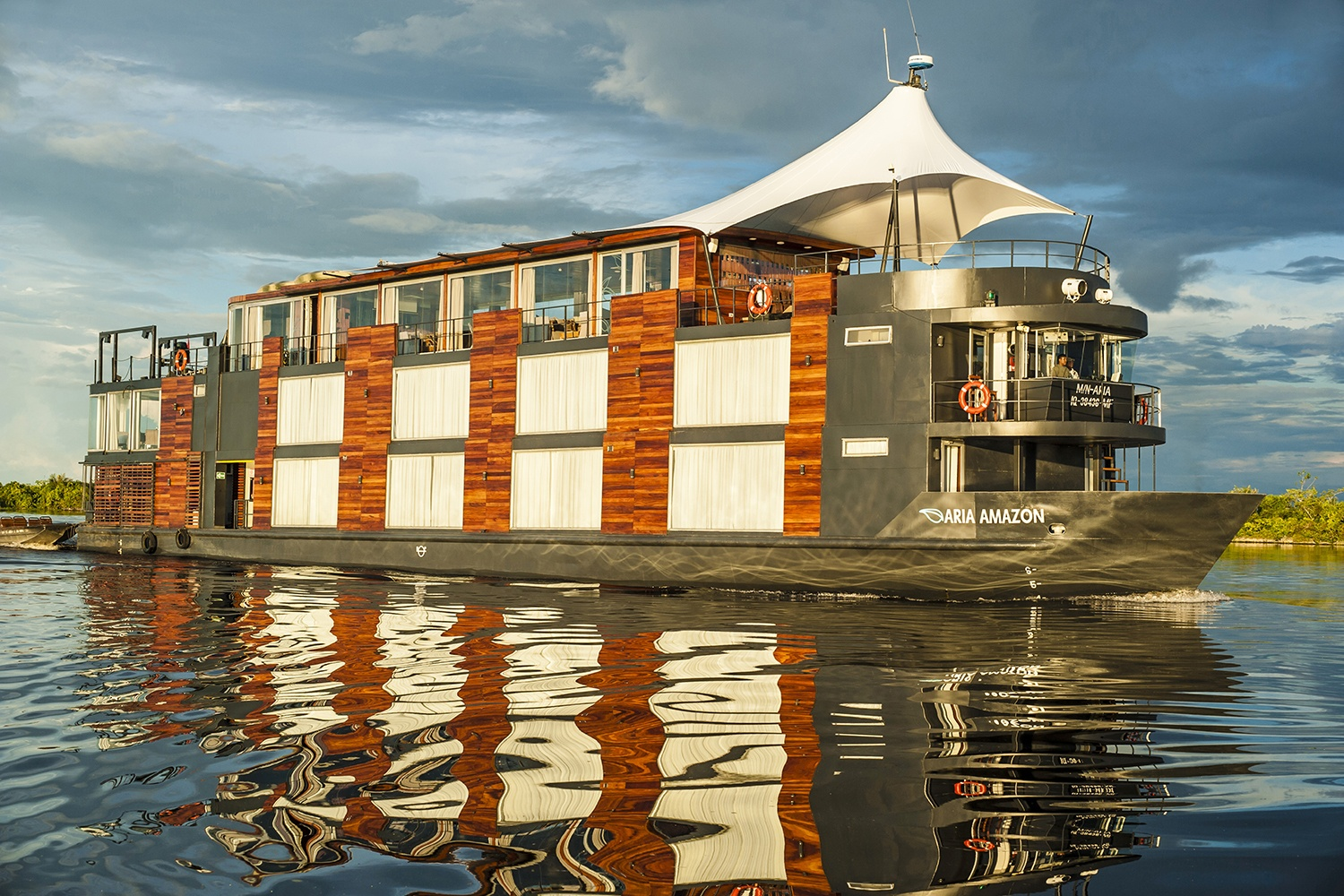 Peruvian Amazon Cruises