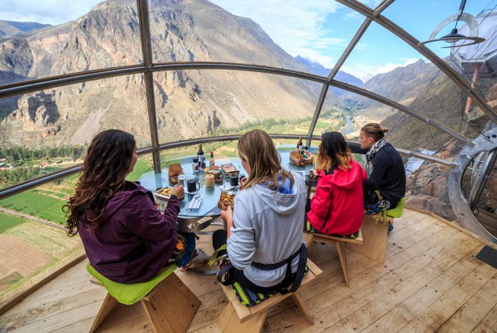 Skylodge Adventure Suites Cusco