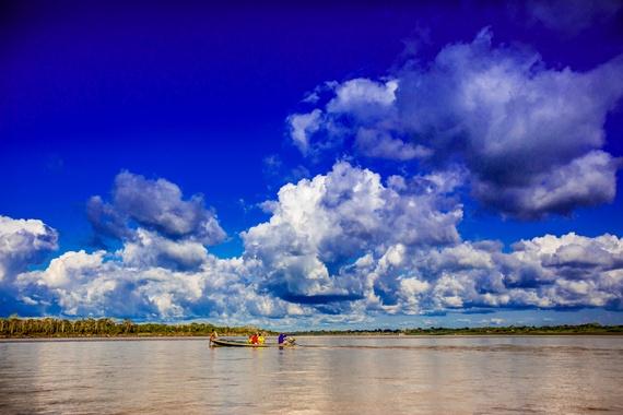 Panoramic view, Iquitos