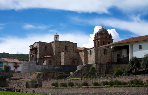 Qoricancha, Cuzco