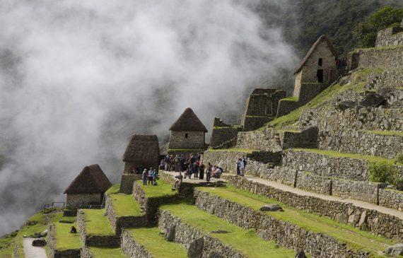 Steps Machu Picchu