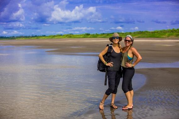 Tourists, Iquitos