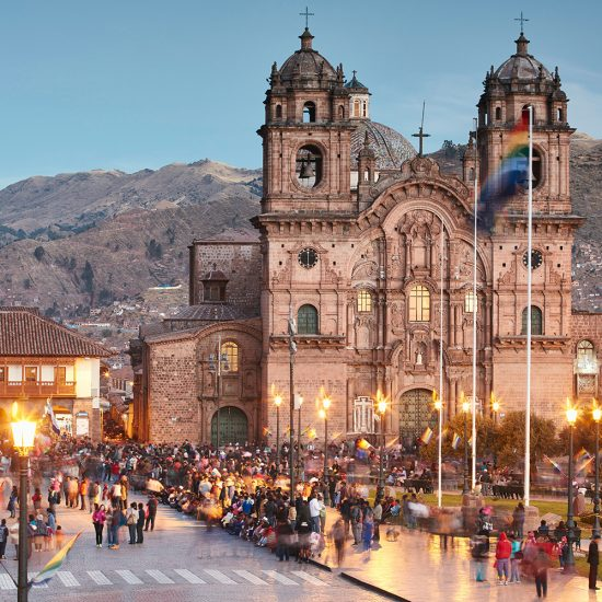 Cuzco City