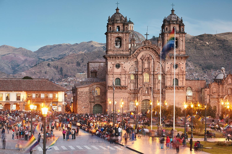Cuzco City