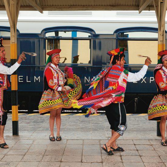 Andean Explorer Dance 1
