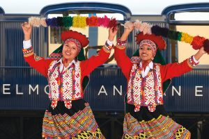 Andean Explorer Dance