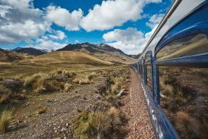 Andean Explorer Route 5