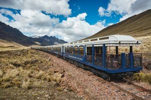 Andean Explorer Route 6