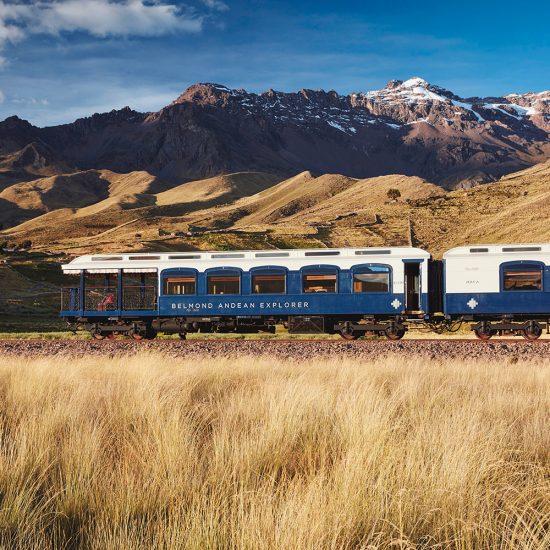 Andean Explorer Route 7