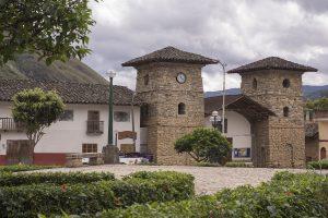 Leymebamba Village