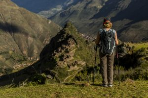 Lares Trek view