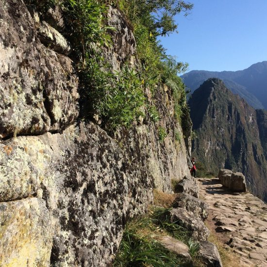 Hiking Machu Picchu