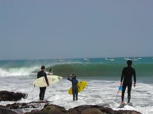 Cabo Blanco Surf