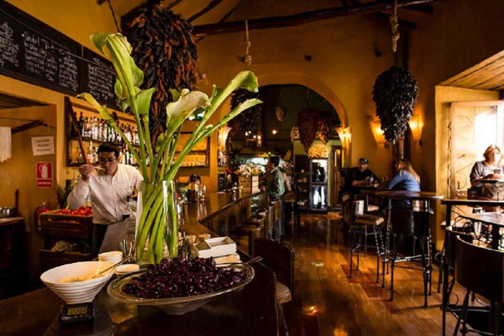 Cicciolina Restaurant in Cuzco
