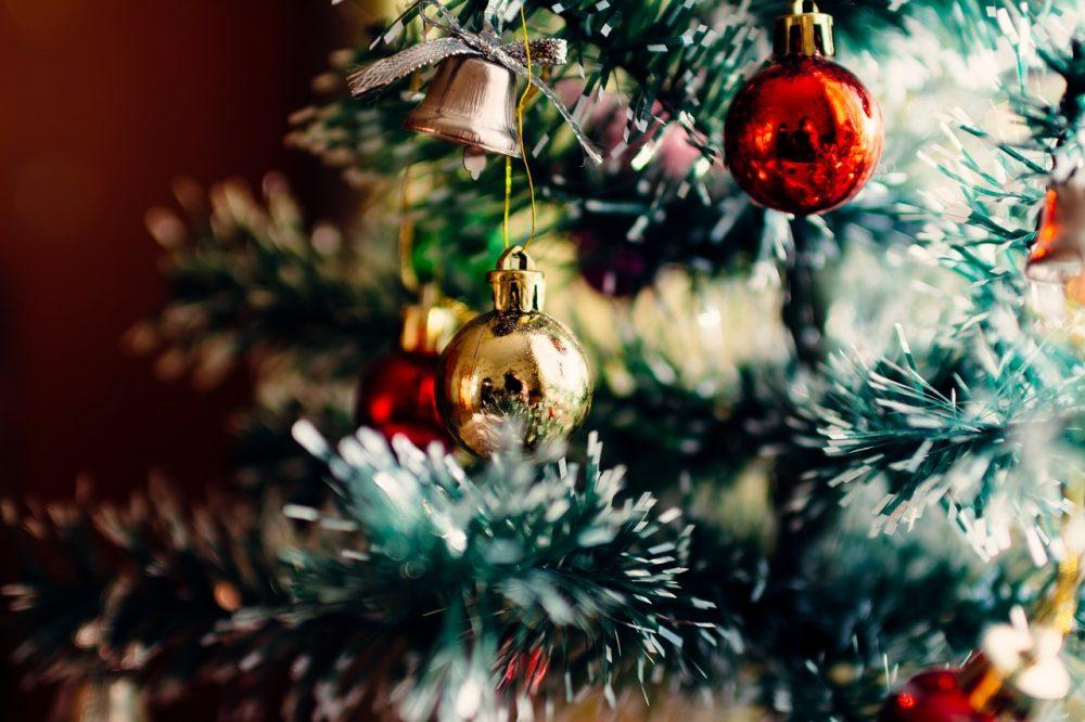 Peruvian Christmas ornaments