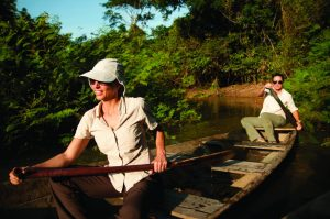 Excursion through the Amazon
