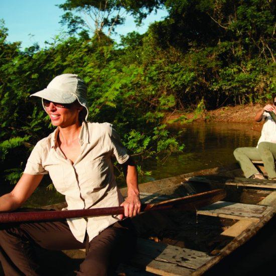 Excursion through the Amazon