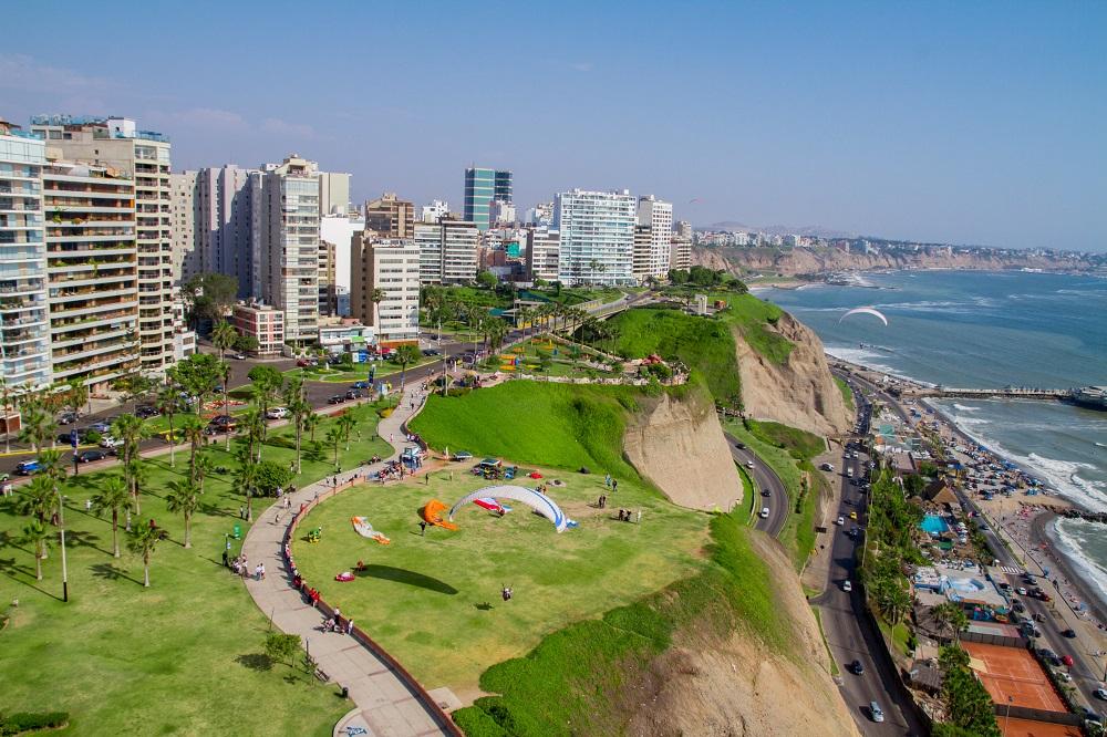Miraflores view